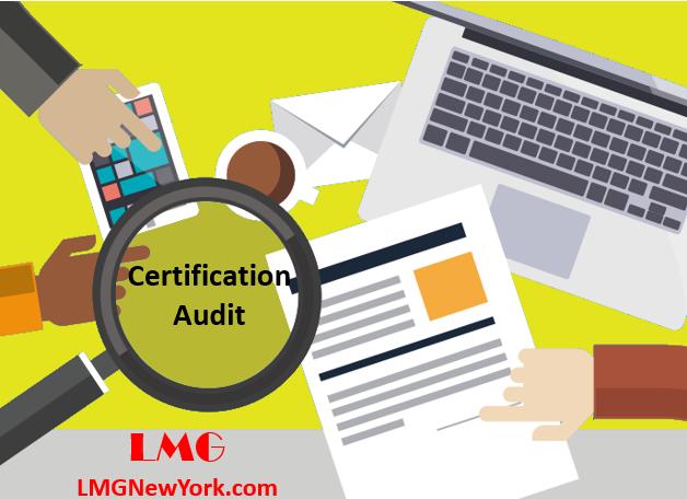 ISO 9001 Certification Audit