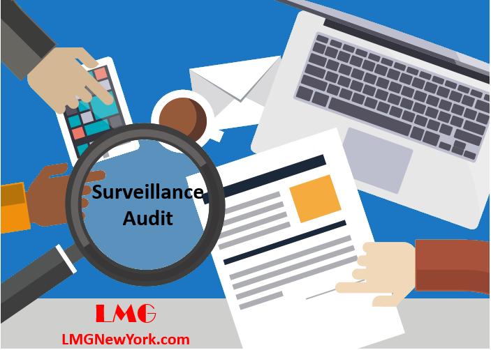 ISO 9001 Surveillance Audit