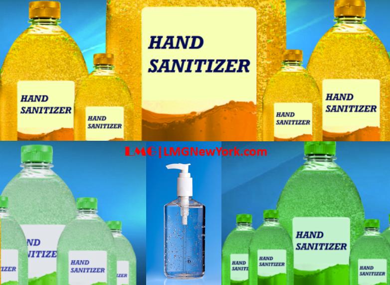 Hand Sanitizer GMP
